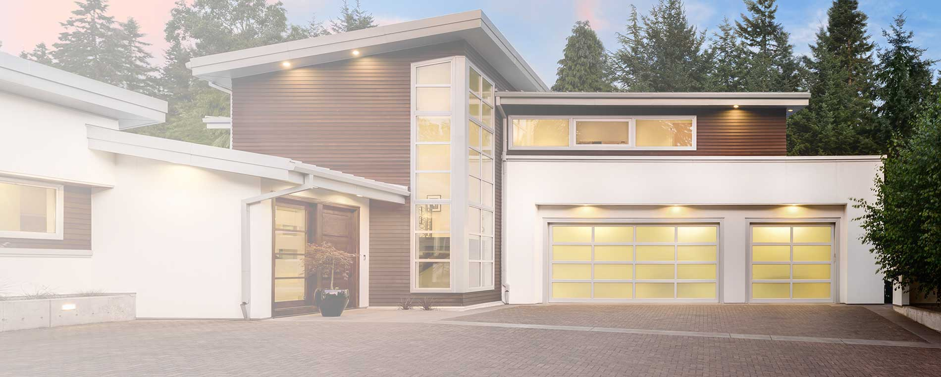 The Three Most Common Garage Door Types